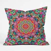 DENY Designs Home Accessories | Lisa Argyropoulos-Inspire Victoriana Throw Pillow