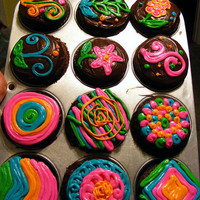 Crazy cupcake designs | Flickr - Photo Sharing!