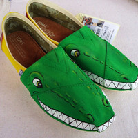 Aligator TOMS