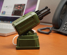 USB Rocket Launcher - HackerThings