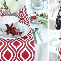 Holiday Table Runners – 118 Options