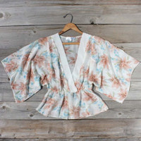 Lily of the Valley Blouse, Sweet Country Inspired Clothing