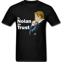 In Nolan We Trust, Men&#x27;s Standard Weight T-Shirt - Google Shopping