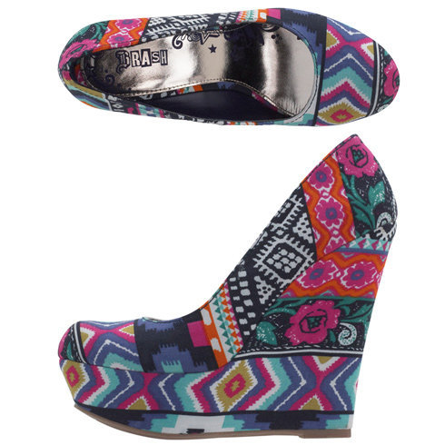 Womens - Brash - Women&#x27;s Lunar Platform Wedge - Payless Shoes