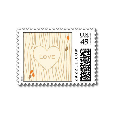 Fallen in Love Postage from Zazzle.com