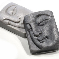 Buddha Soap Chiseled Pewter Finish Vegan