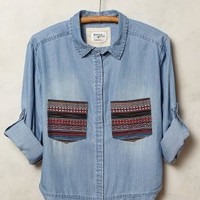 Arcata Stitched Buttondown by Holding Horses