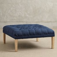 Apsley Ottoman by Anthropologie