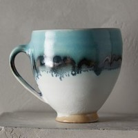 Sunset Glazed Mug by Anthropologie