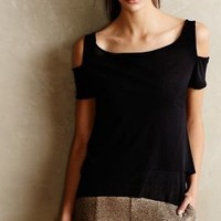 Maravilla Mesh Top by Sweet Pea by Stacy Frati Black