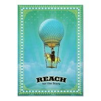 Reach for the Stars (Print) from Zazzle.com