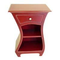 Curved Side Table - Choose your own color