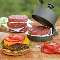 Adjustable Nonstick Burger Press | Williams-Sonoma