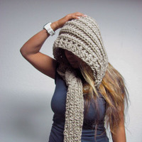 Aspen Hooded Scarf