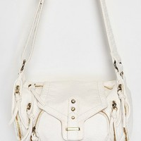 Deena & Ozzy Pull-Through Crossbody Bag