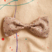 Vintage Can't Re-touch This Bowtie | Mod Retro Vintage Vintage Clothes | ModCloth.com