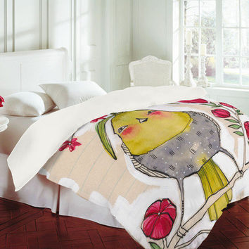 DENY Designs Home Accessories | Cori Dantini Sweetness And Light Duvet Cover
