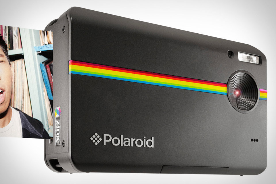 Polaroid Z2300 Instant Digital Camera | Uncrate