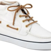Sperry Top-Sider Betty Chukka Boot IvoryCanvas, Size 5.5M  Women's Shoes