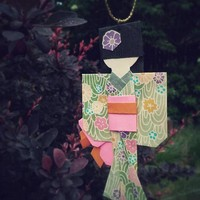 Japanese Paper Doll: Michi