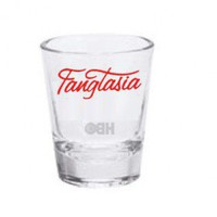 True Blood Fangtasia Shot Glass