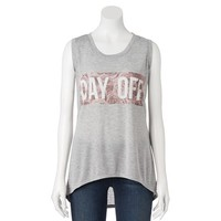 Freeze ''Day Off'' Muscle Tee - Juniors
