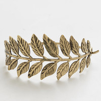 ModCloth Boho Right in Frond of You Bracelet
