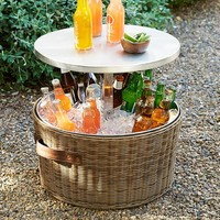 Outdoor Party Bucket with Table