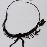 The Dinosaur Necklace