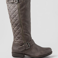 Montage Quilted Boot In Taupe