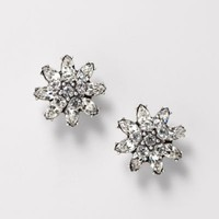 FOSSIL?- Jewelry Earrings:Womens Mid Summer Daisy Earrings JA4594