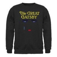 Amazon.com: The Great Gatsby Author Sweatshirt dark by CafePress: Clothing