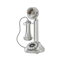 Chrome Candlestick Era Phone
