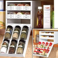 Spice Organizers - Fresh Finds - Cooking > Cooking & Baking