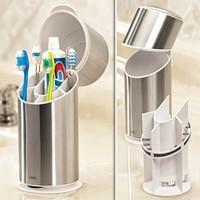 Toothbrush Organizer - Fresh Finds - Your Home &gt; Bath &amp; Personal Care