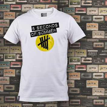 5 Seconds Of Summer Hoodie.Shirt.Tshirt For Women,Men - Unisex Size