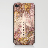 wander iPhone & iPod Skin by Sylvia Cook Photography | Society6