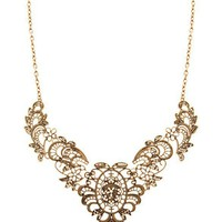Lace Collar Necklace on Luulla