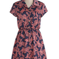 Esplanade Parade Dress | Mod Retro Vintage Dresses | ModCloth.com