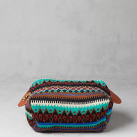 ETHNIC PRINT COSMETICS BAG - BAGS AND BACKPACKS - WOMAN -  France
