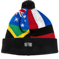 The International Pom Beanie