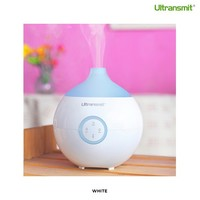 4-in-1 Ultransmit Aroma Dot Ultrasonic Ionizer, Humidifier, & Aroma Diffuser with Essential Oils - Assorted Colors