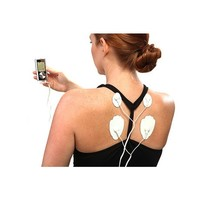 TENS Electronic 8-Mode Pulse Massager & Bioelectrical Muscle Stimulator
