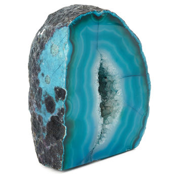 Agate Paperweight Green Paper Weights