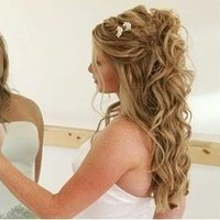 Wedding Hairstyles For Long Hair | Find the Latest News on Wedding Hairstyles For Long Hair at Rikmo