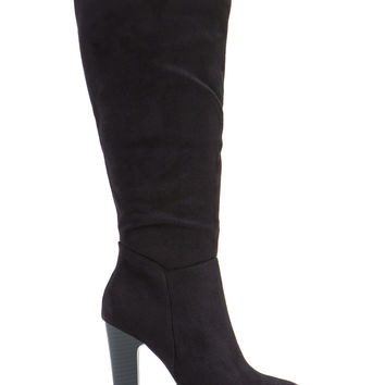 Head Over Heels Faux Suede Boots