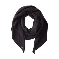 Calvin Klein Angled Edge Scarf Charcoal - Zappos.com Free Shipping BOTH Ways