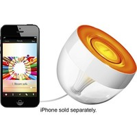 Philips - Friends of hue Iris Extension Dimmable Plug-Based Light