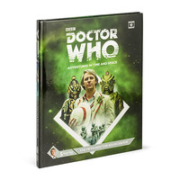 Doctor Who RPG 5th Doctor Hardcover Guide