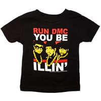 Run DMC Illin Tee by Sourpuss